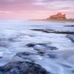 Bamburgh Sunset